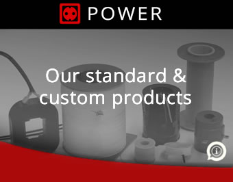 Our Standard and Custom Products
